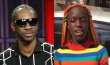 Bounty Killer and Mackerel