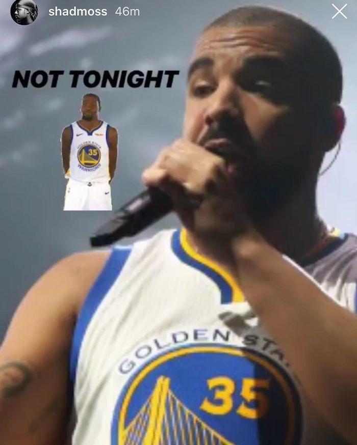 Bow Wow Trolls Drake After Golden State Warriors Beat Raptors In Game 5 - Urban Islandz