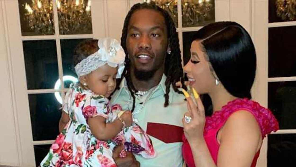 Cardi B Offset and Kulture