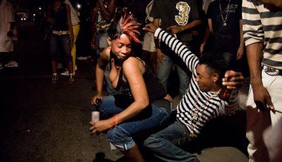 Dancehall Passa Passa in Kingston