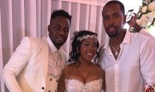 Ding Dong Safaree wedding