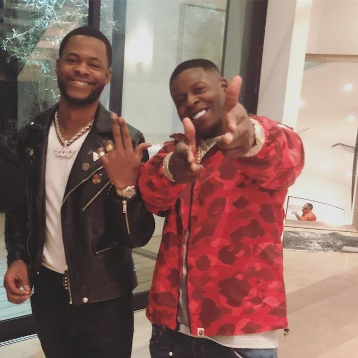 Rapper Blac Youngsta Brother HeavycampTD Shot and Killed In Miami: Reports - Urban Islandz