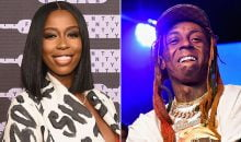 Kash Doll and Lil Wayne Kitten