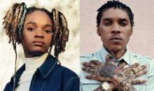 Koffee and Vybz Kartel