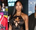 Omarion Baby Mama Apryl Jones and Lil Fizz Lock Lips On Love & Hip Hop