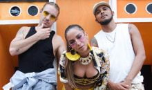Major Lazer and Anitta