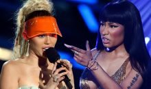 Nicki Minaj and Miley Cyrus beef