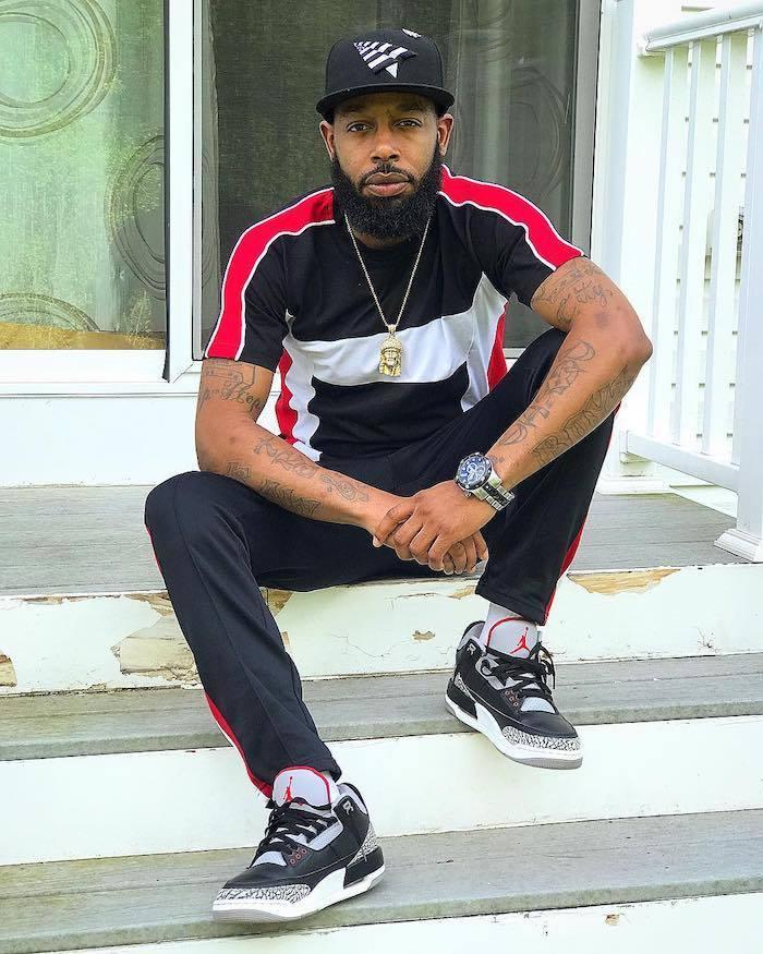 Rapper Tre Da Kid Shot Dead In His Car Which Crash In