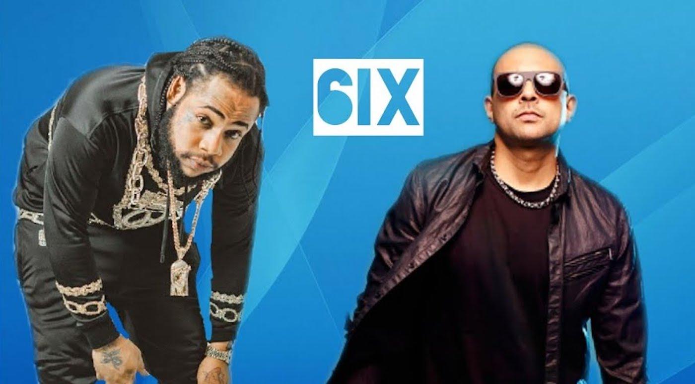Sean Paul & Squash Drops New Dancehall Club Anthem