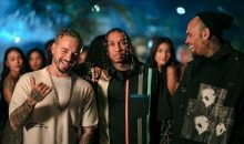 J Balvin Tyga and Chris Brown