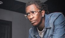 Young Thug message