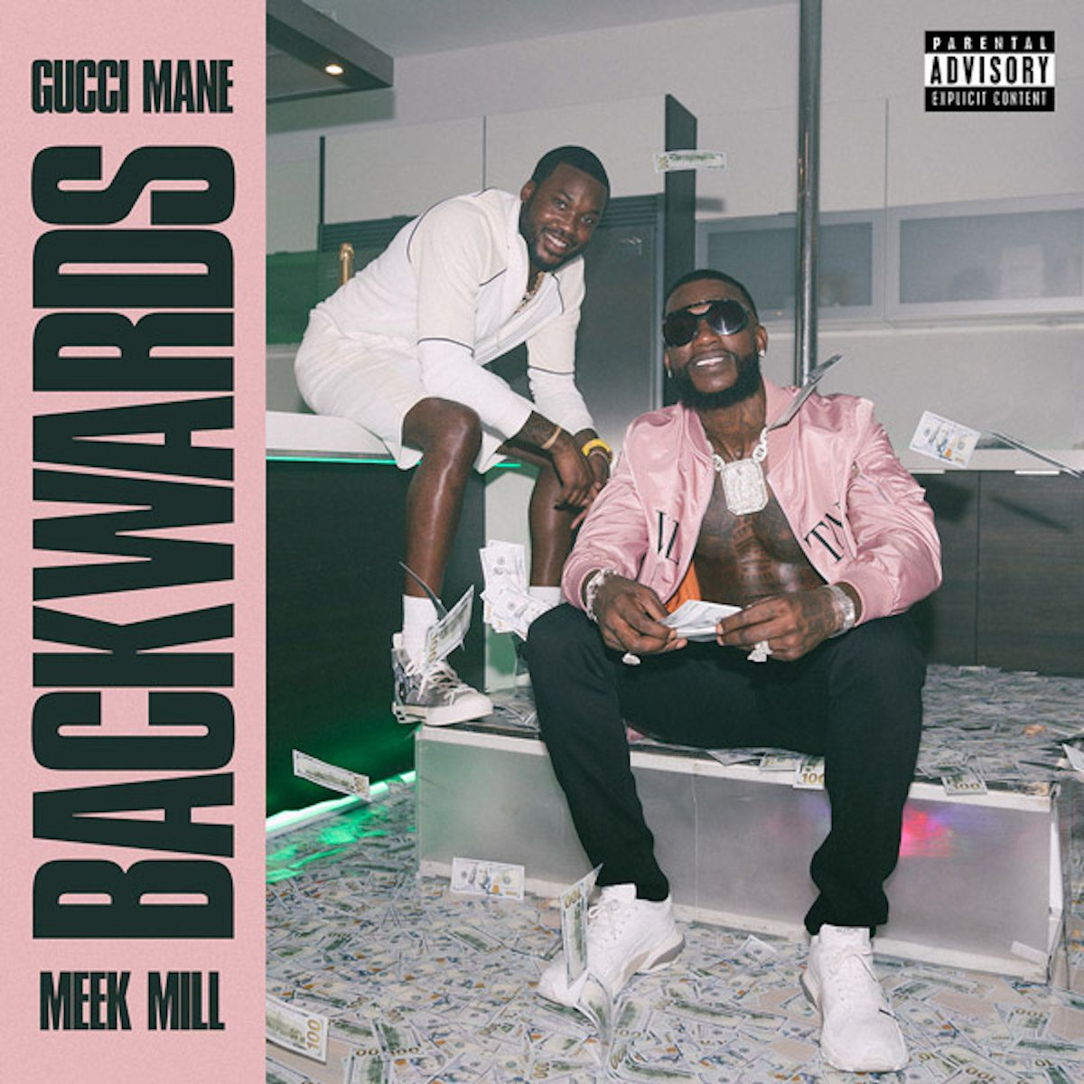 Gucci Mane and Meek Mill Backwards