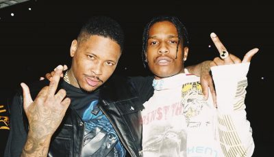 ASAP Rocky and YG