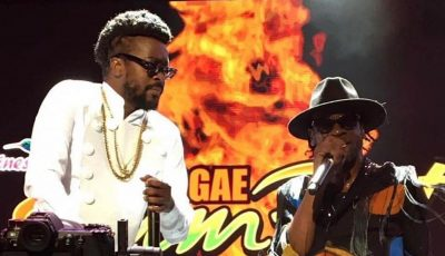 Beenie Man and Bounty Killer sumfest