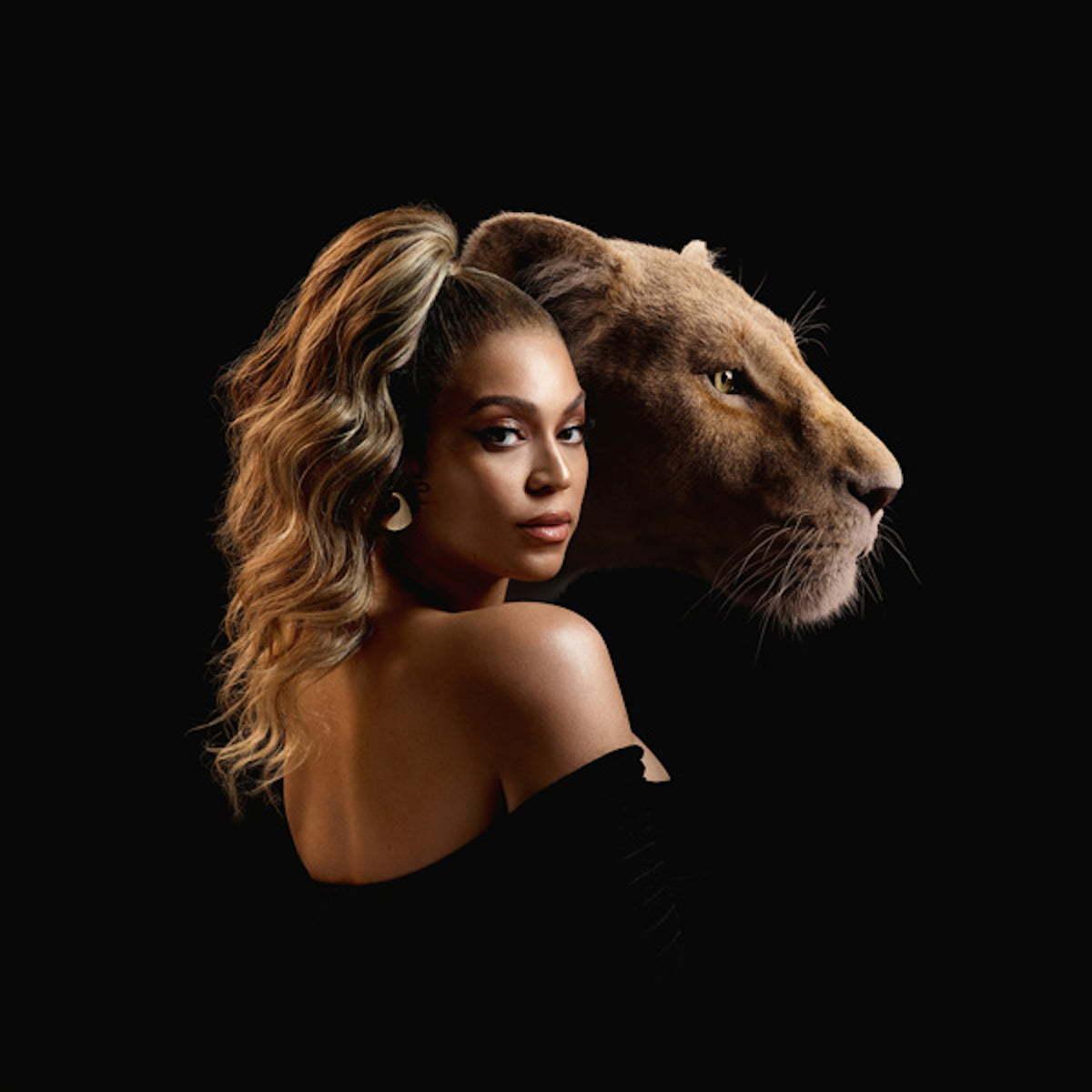 Beyonce Lion King Nala