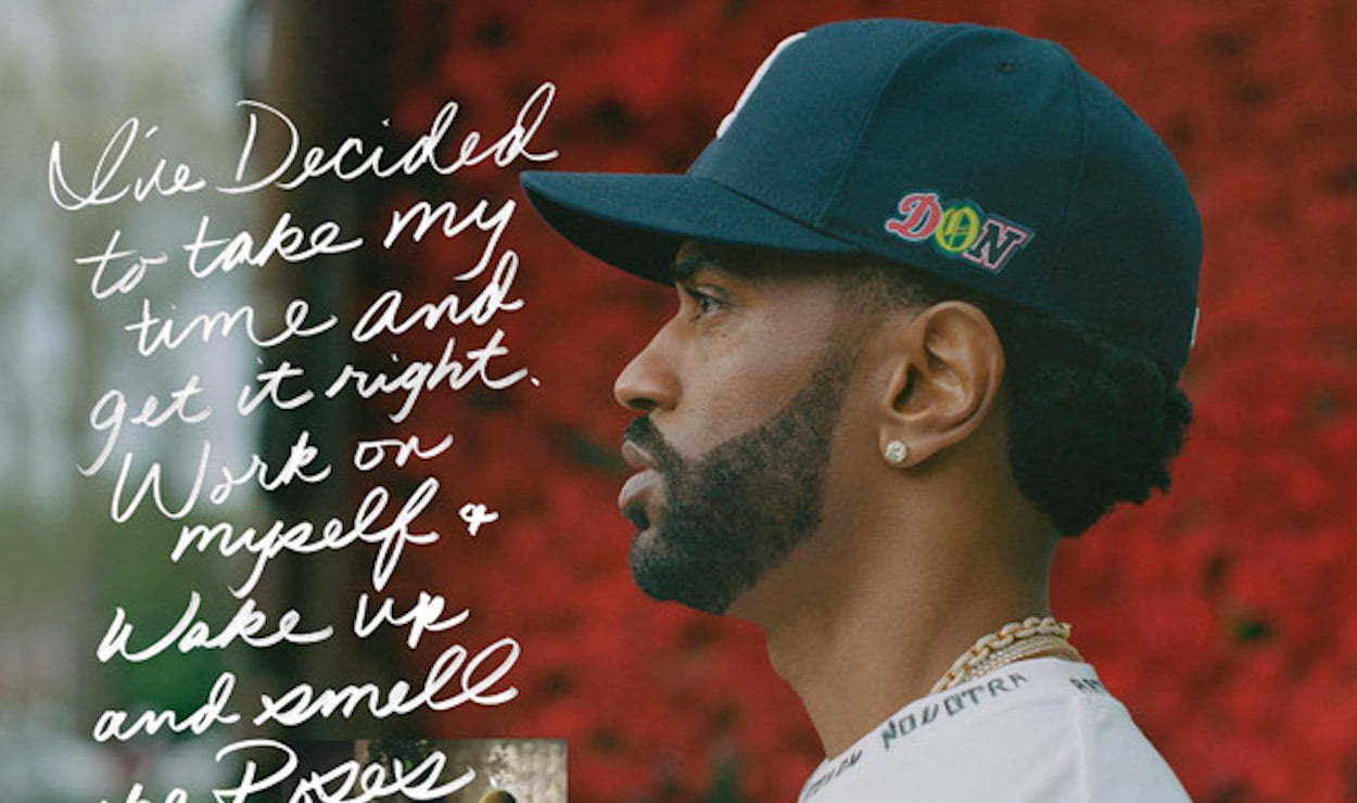 Big Sean Dedicate His New Song