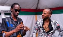 Bounty Killer and Dexta Daps