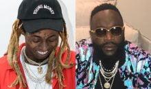 Lil Wayne and Rick Ross