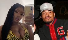 Megan Thee Stallion and Chance The Rapper