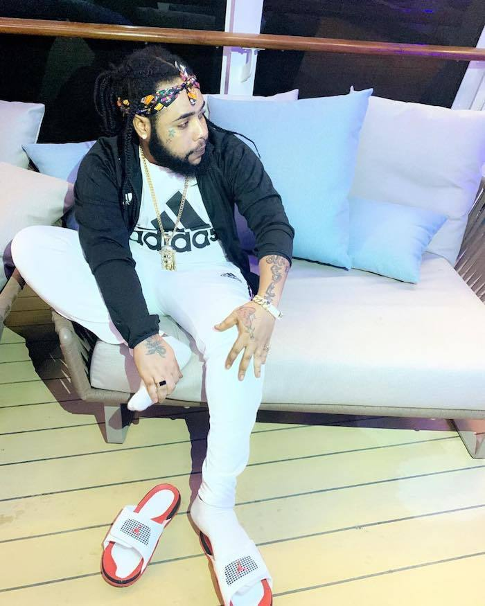 Dancehall Artiste Squash Addresses Viral Gun Video, Police Launched