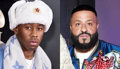 Tyler the Creator and DJ Khaled