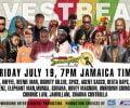 Livestream Reggae Sumfest (Saturday), Buju Banton, Protoje, Beres Hammond, Dalton Harris & More