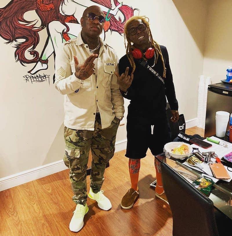 Lil Wayne Leaking AGAIN, 12 Unreleased Songs Leaked Ahead of Funeral Album - Urban Islandz