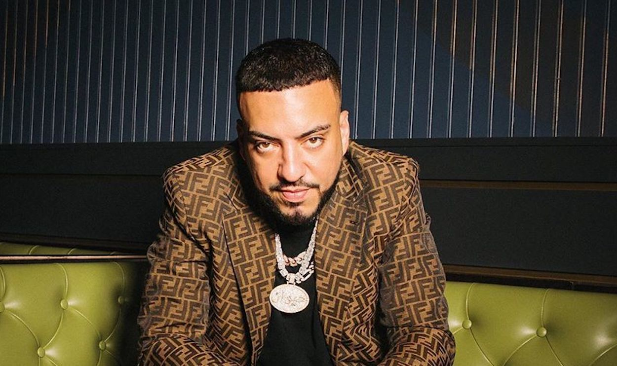 French Montana Hospitalized For Elevated Heart Rate And Nausea