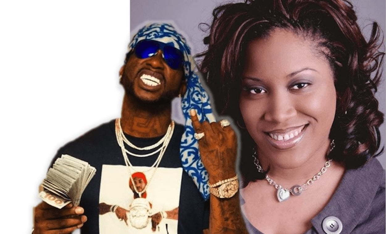 Gucci Mane's Wife Keyshia Ka'Oir Blasts The Shaderoom For