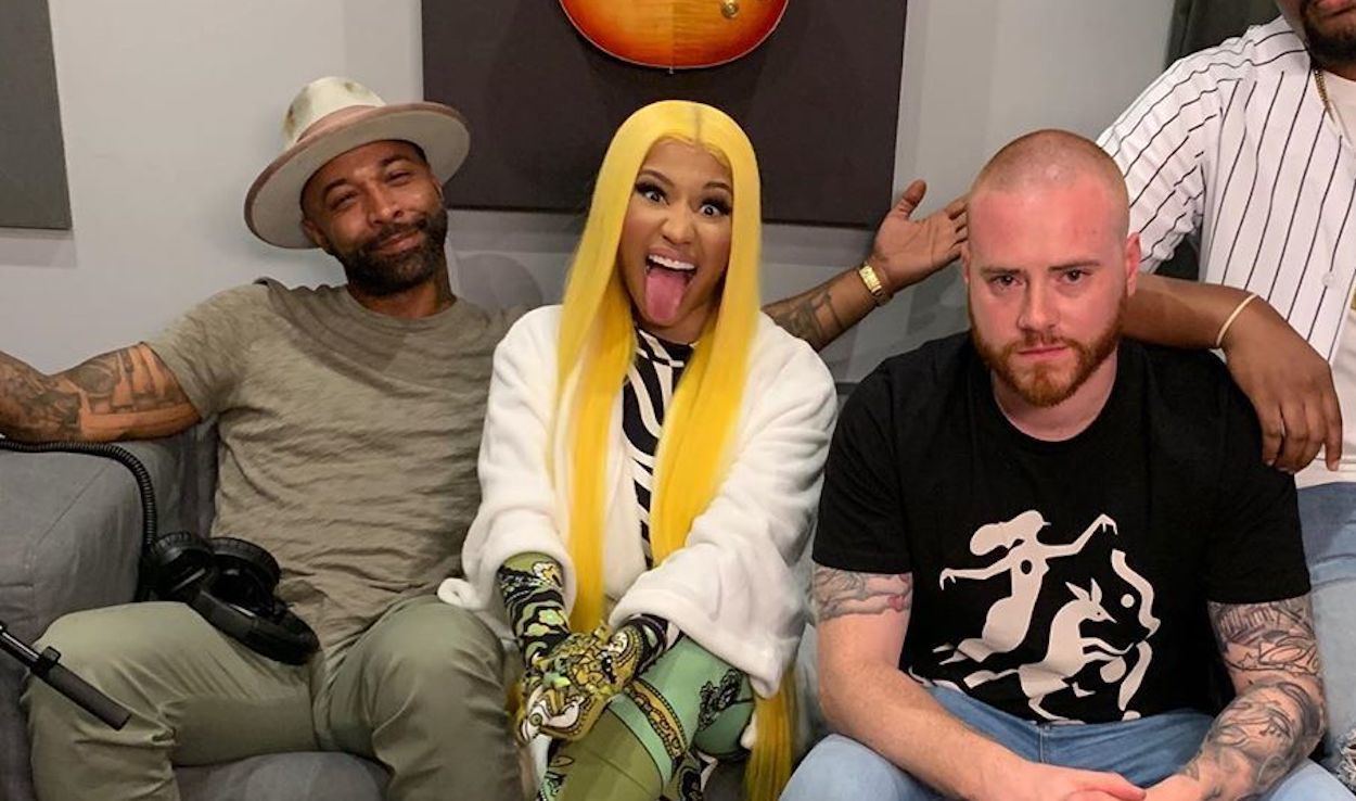 Nicki Minaj posted a photo confirming a relationship with Kenneth Petty