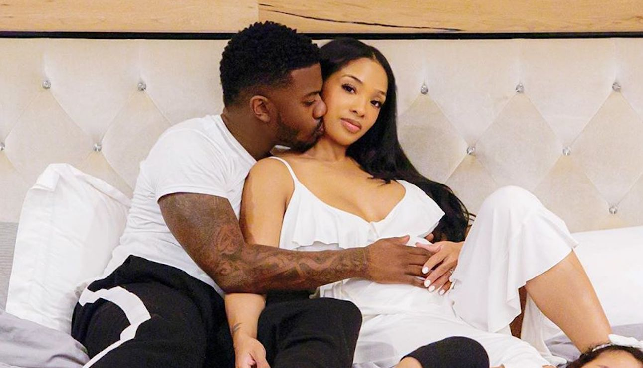 Ray J and Princess Love pregnant
