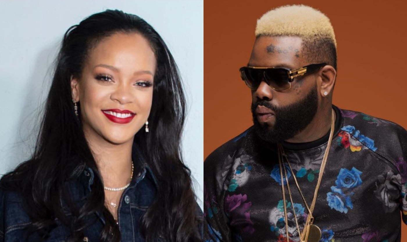 Rihanna and Demarco