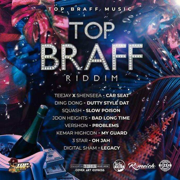 "Teejay Dropping First Dancehall Project ""Top Braff Riddim"" On His Label - Urban Islandz"