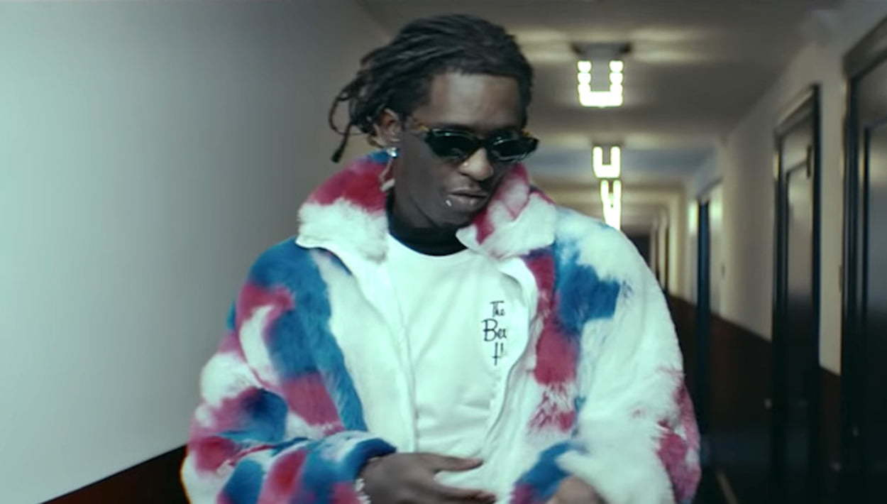 Young Thug The London video