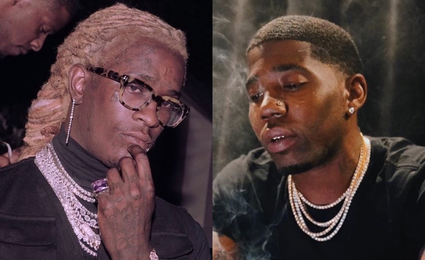 Young Thug and YFN Lucci Going To War Over Jerrika Karlae
