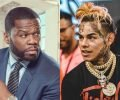 50 Cent Says He Would Take Tekashi 6ix9ine Over His Own Son, Here's Why