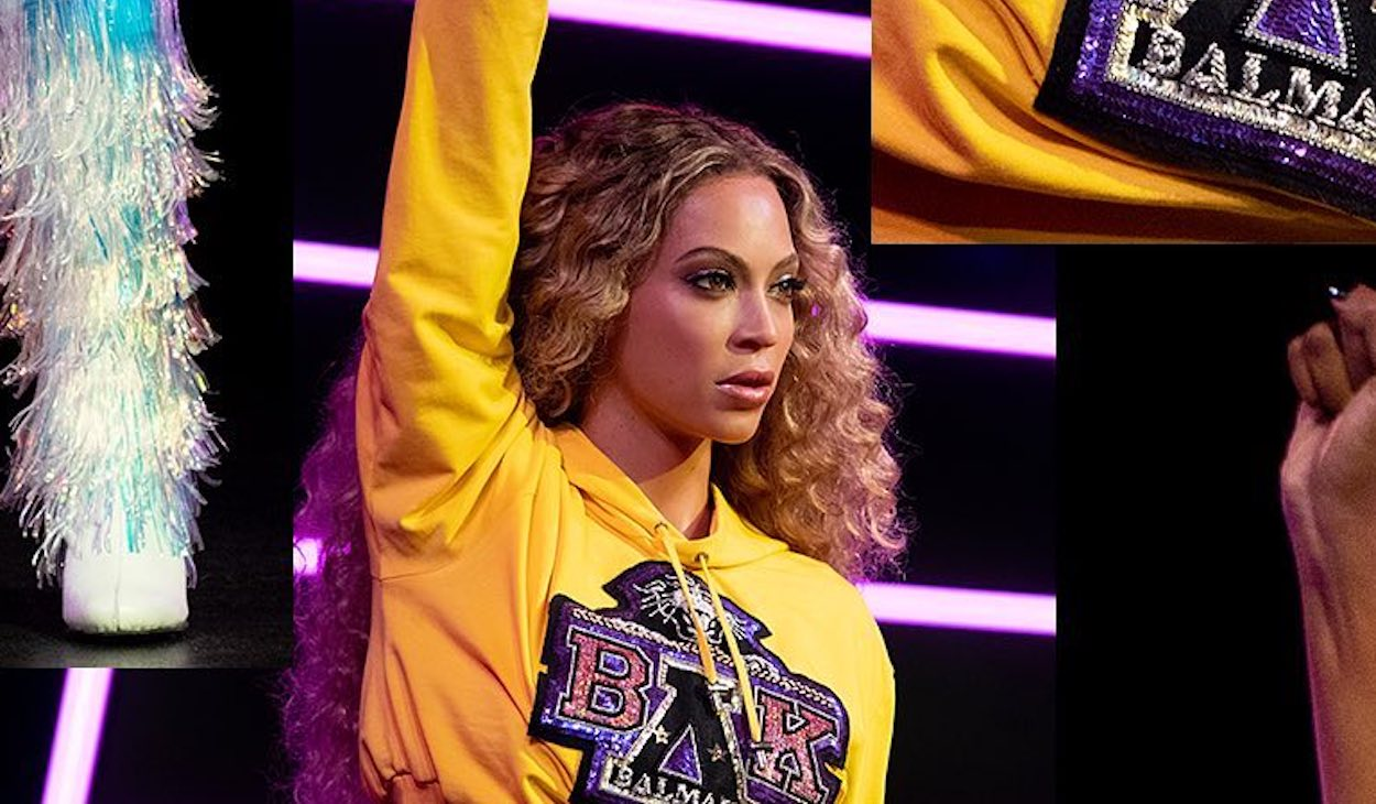 Beyonce gets spot amongst Royals at Madame Tussauds London