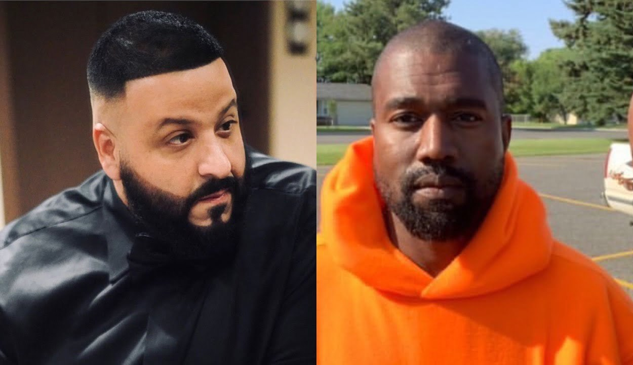 Image result for kanye and dj khaled