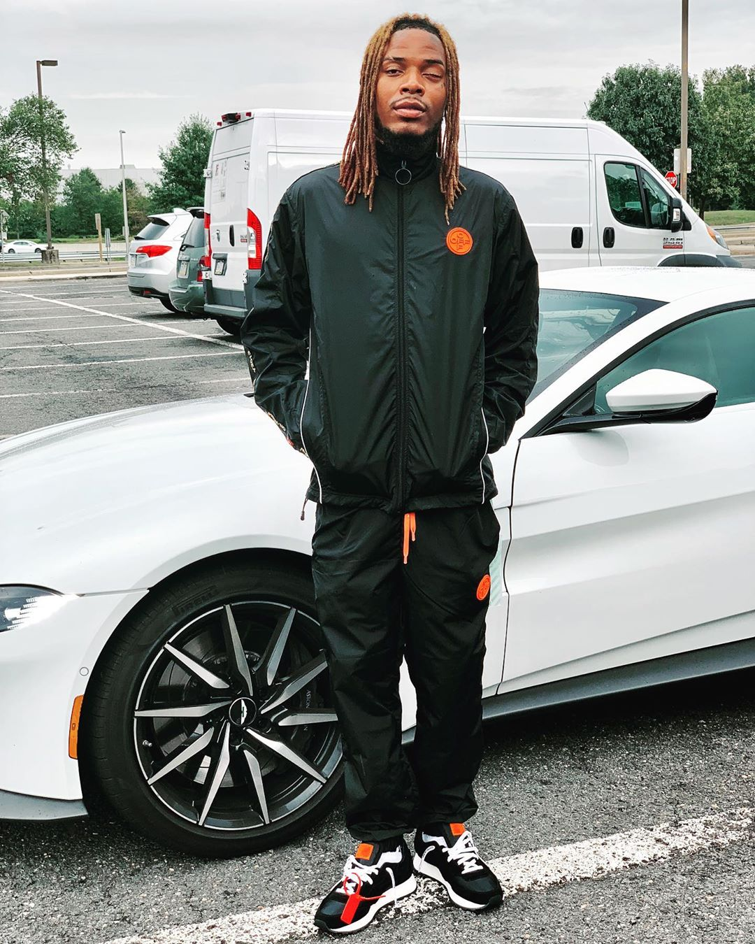 Fetty Wap Found His 'Trap Queen' Secretly Got Married To IG