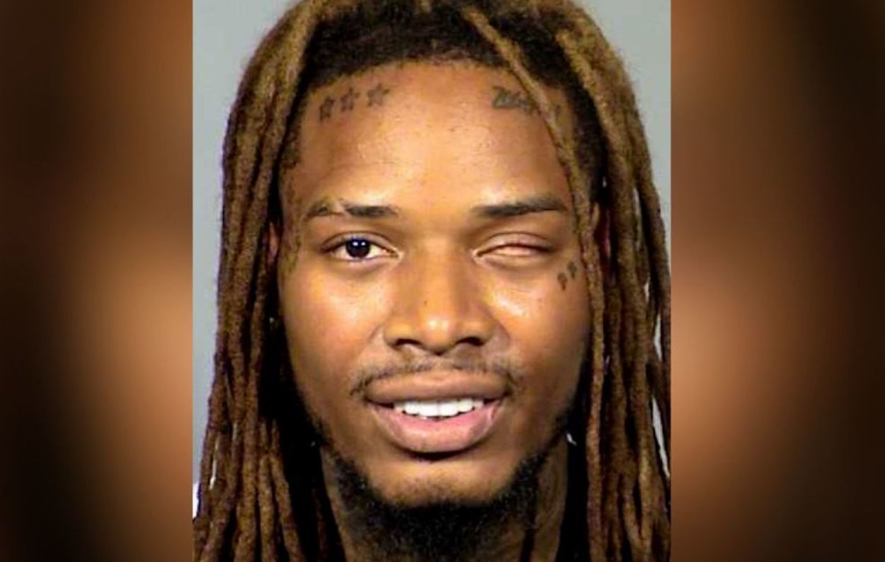 Fetty Wap's Mugshot Released After Being Arrested for Punching Valet