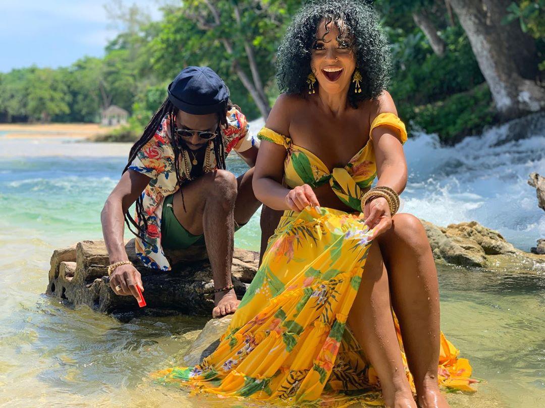 Is singer mya married