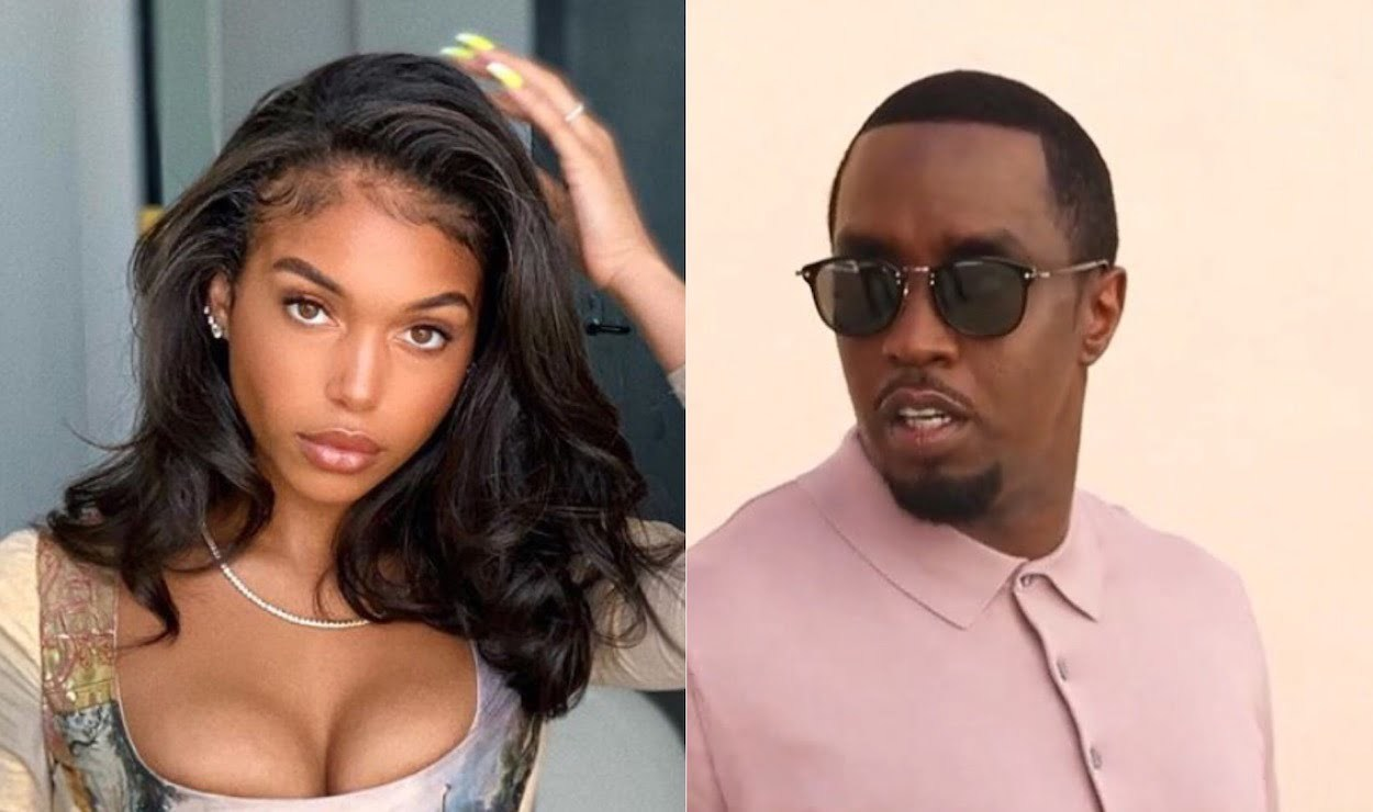Sean ''Diddy'' Combs and Lori Harvey Take Their PDA Romance to Mexico