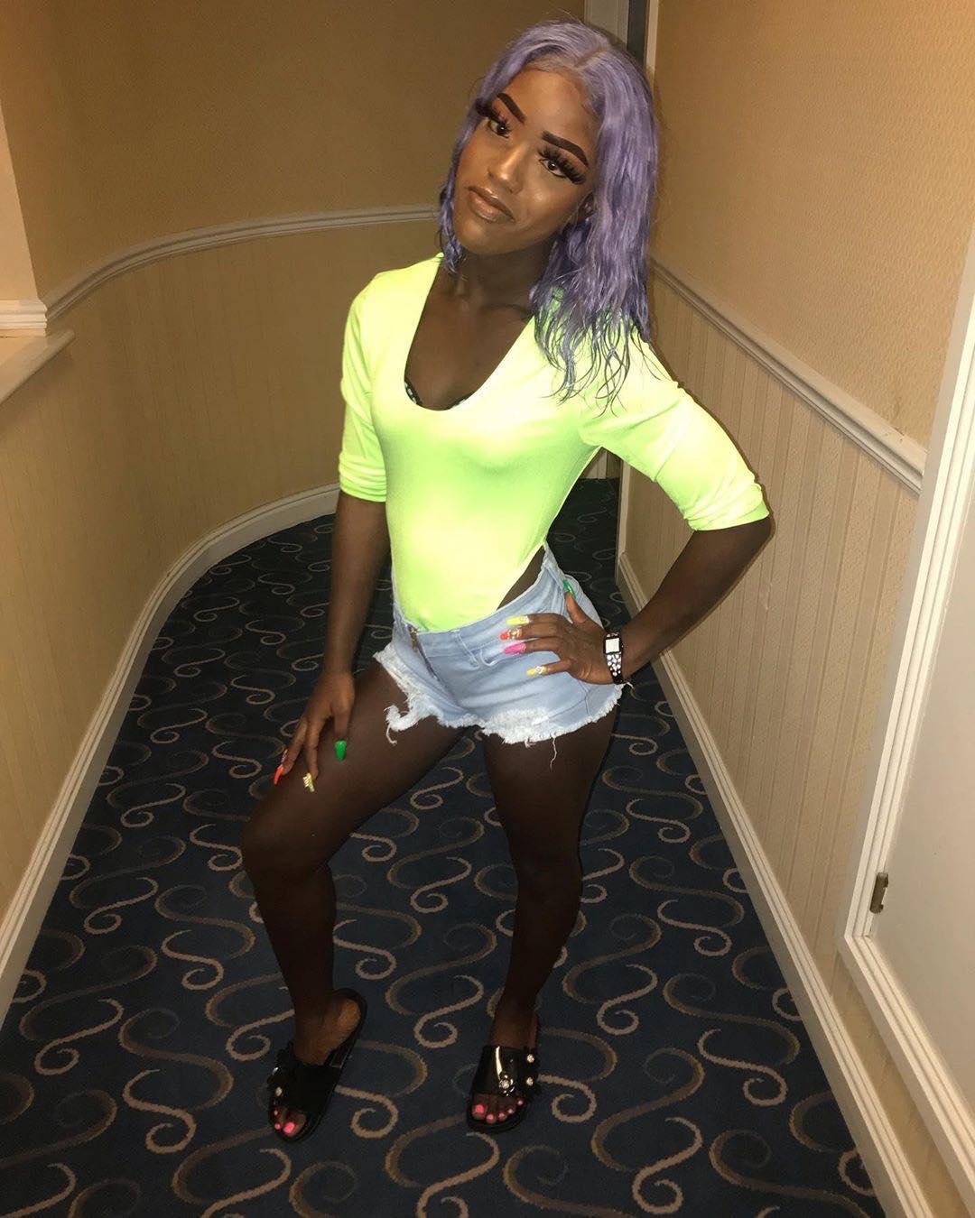Mackerel Now Among Top Female Dancehall Artistes - Urban Islandz