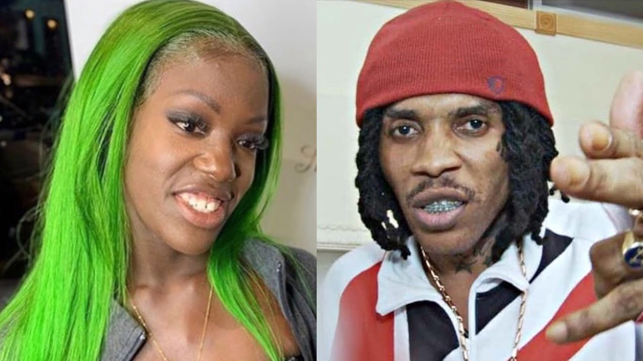 Vybz Kartel Reacts To Mackerel Namedropping His Baby Mama In