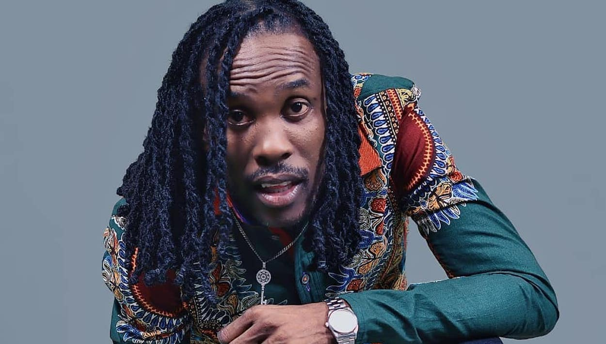 Reggae Singer Nesbeth Mourning The Death Of His Brother
