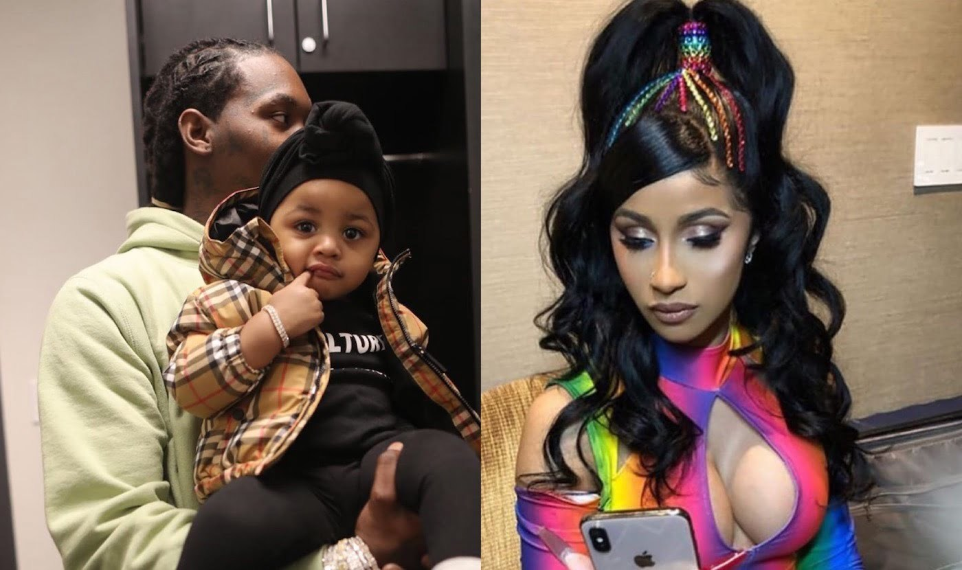 Cardi B Says She And Offset Planning For Second Child Very Soon