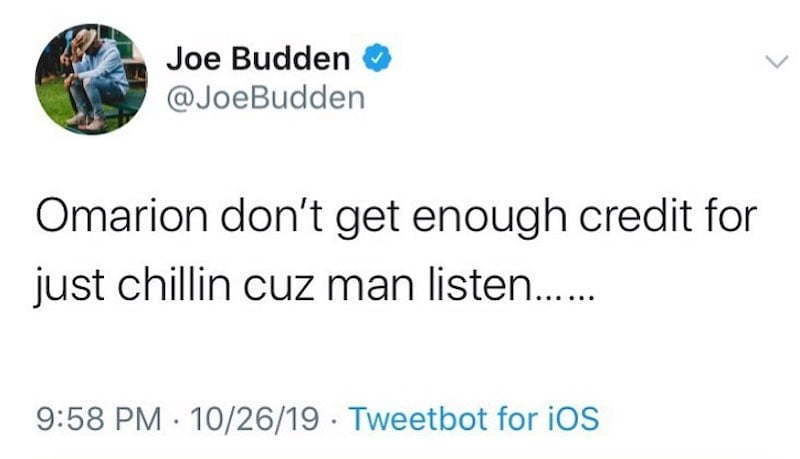 Joe Budden Comments on Fizz Dating Omarion's Ex, Fizz Claps Back