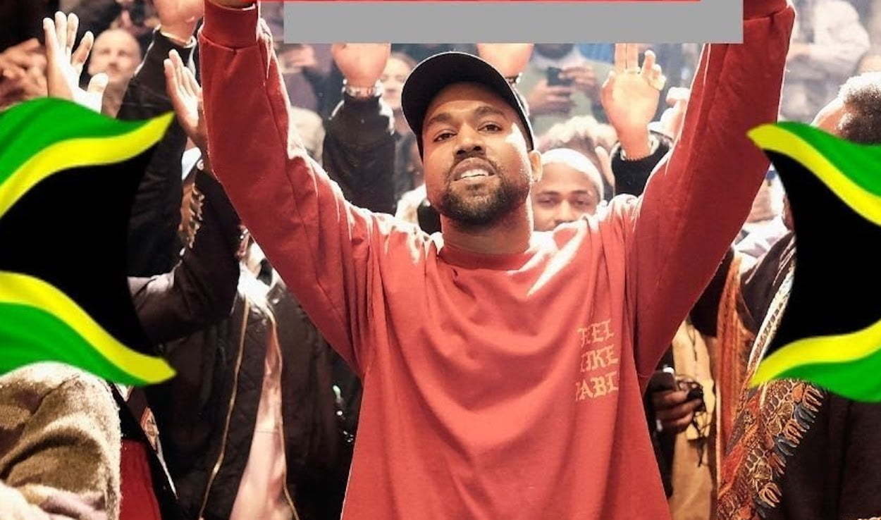 Kanye West Announces 'Jesus is King' Releases Oct. 25