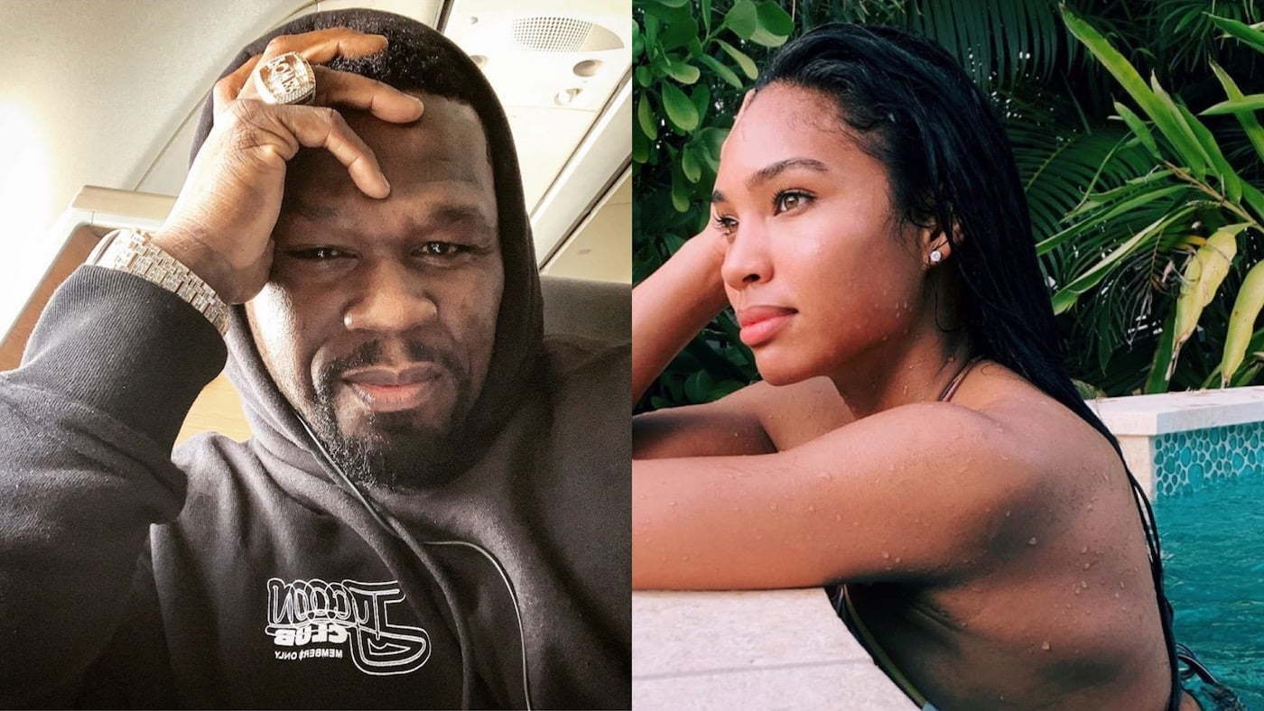 50 Cent Threw Tantrum After GF Cuban Link Thirst Trap On The Gram - Urban Islandz
