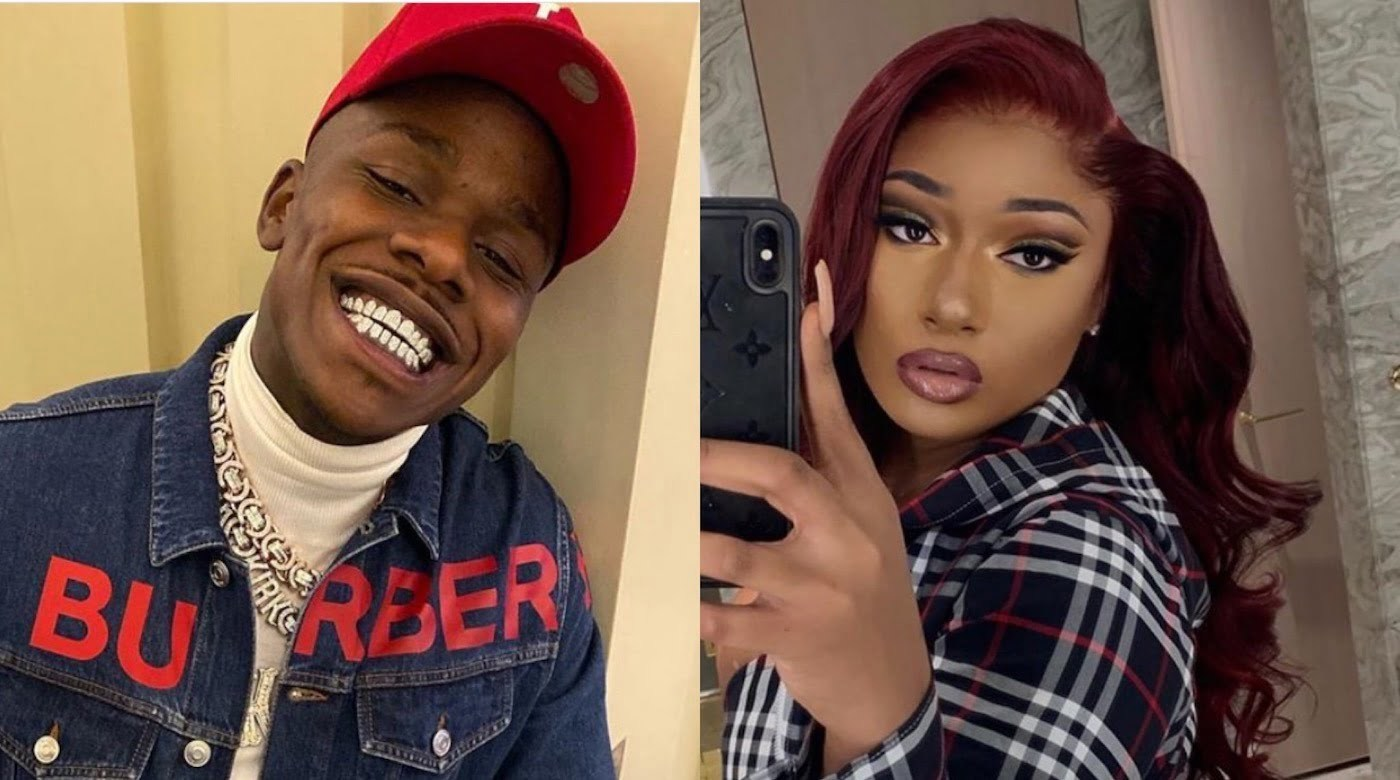 Trey Songz Gets LAP DANCE From Megan Thee Stallion !!